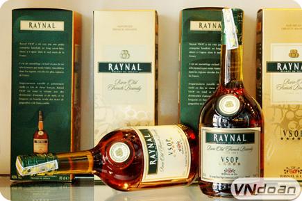 Raynal vsop, rượu brandy, giá rượu brandy