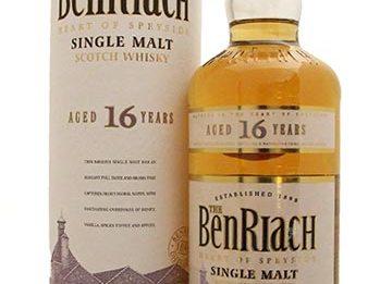 Whisky Benriach 16, rượu whisky, giá rượu whisky