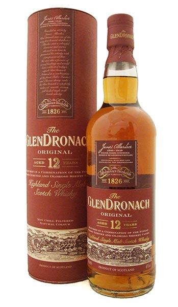 Glendronach 12, rượu whisky, giá rượu whisky