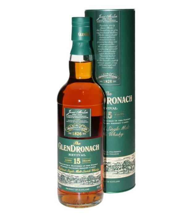 glendronach 15, rượu whisky, giá rượu whisky
