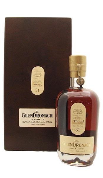 glendronach 31, rượu whisky, giá rượu whisky